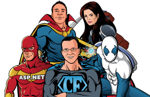 Super Hero Web Hosting